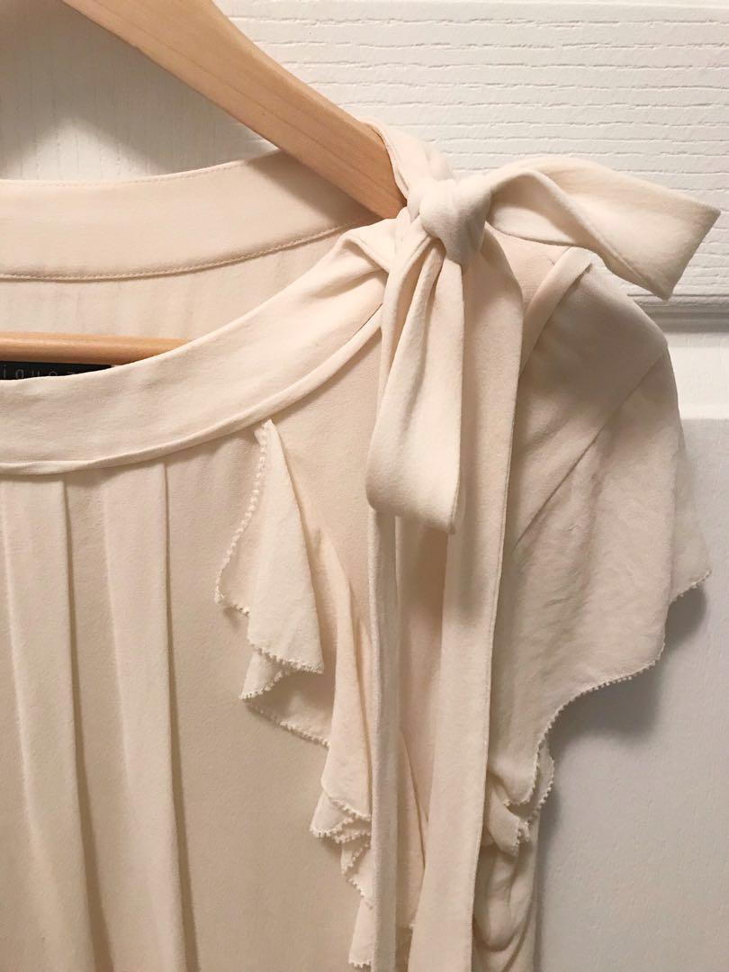 Robert Rodriguez silk top in size 4