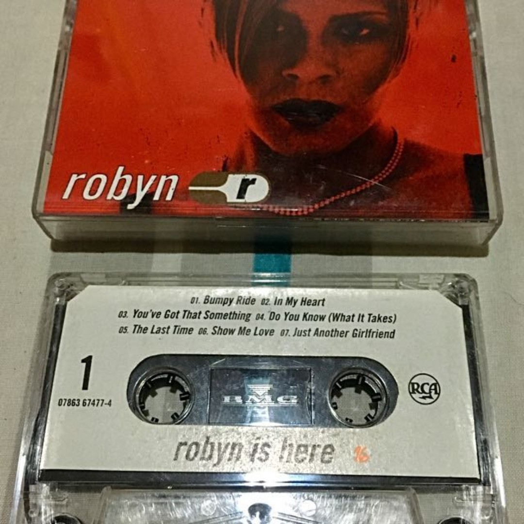 Robyn, Music & Media, CD's, DVD's, & Other Media on Carousell