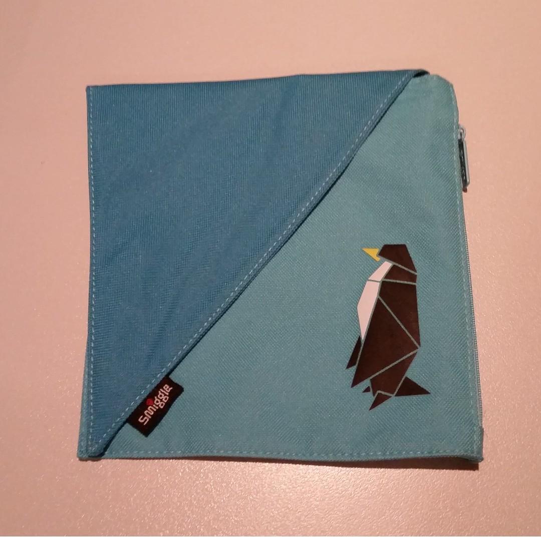 SMIGGLE Penguin Pencil Case