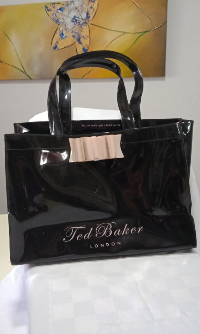 cdd8322ae 🎀 🎀 Ted Baker Tote   Signature   Shopping Bag