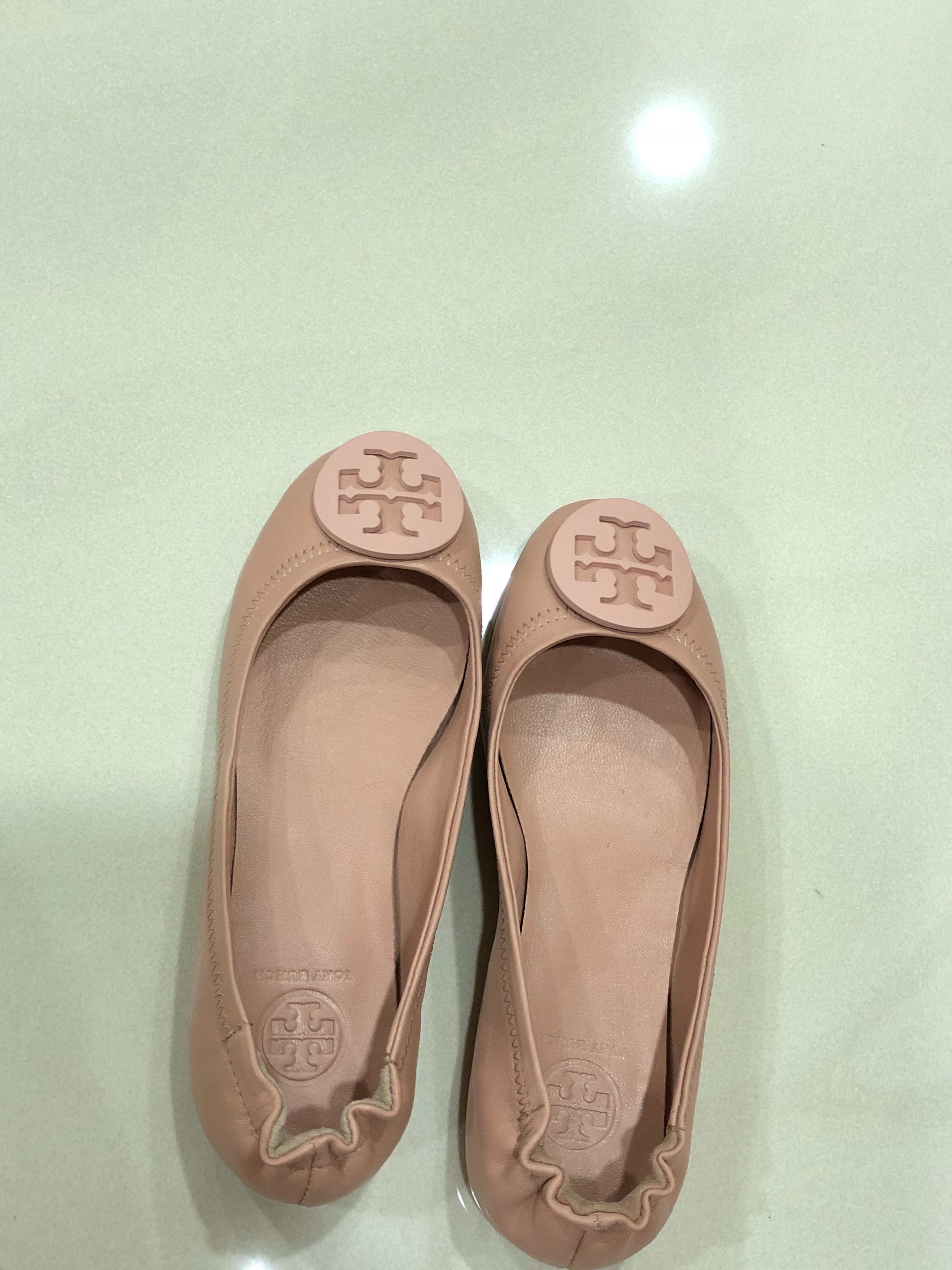 d8ee2dc9638 Tory Burch-inspired foldable flats