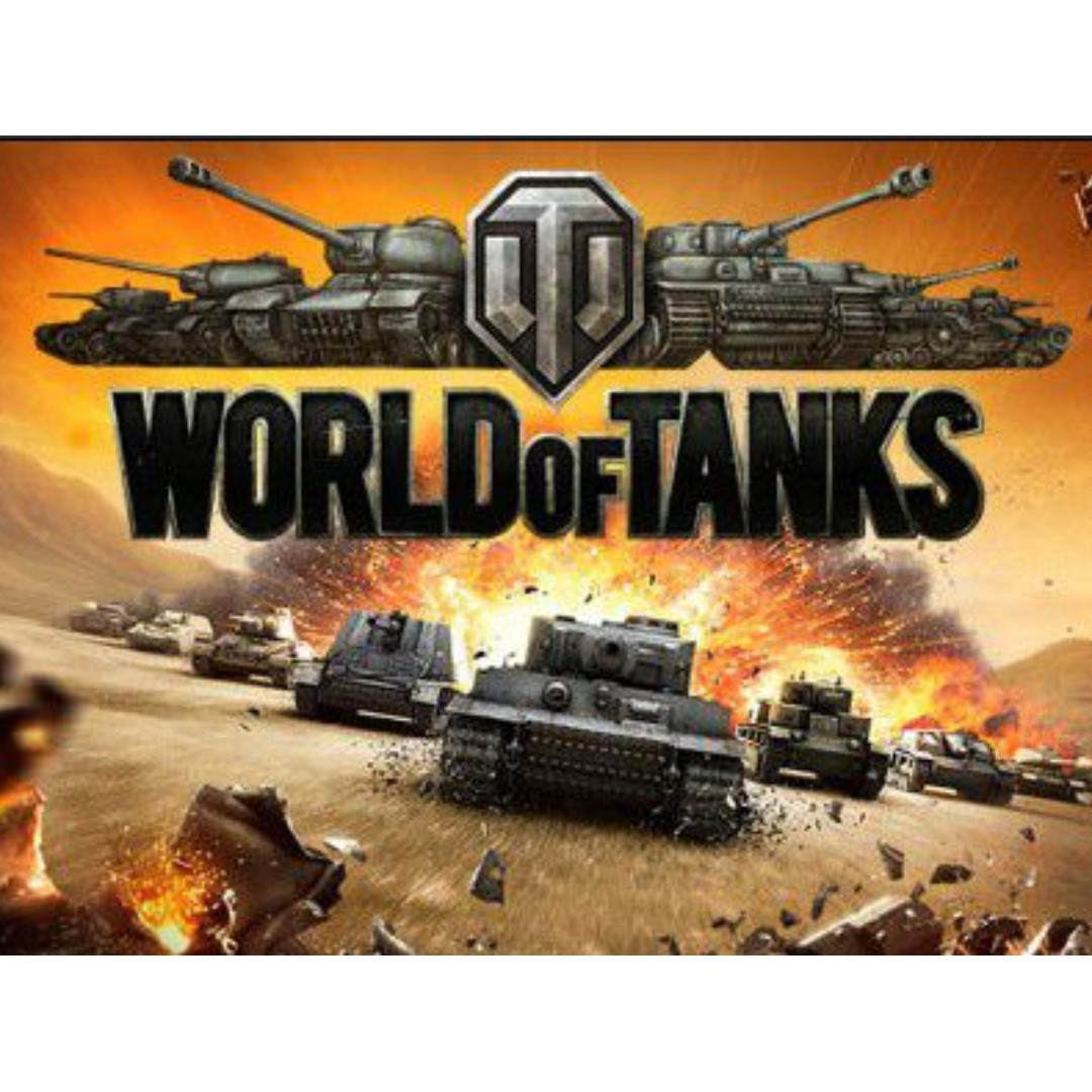 World of Tanks Account (Asia)