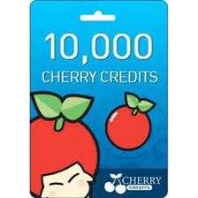 Cherry Credits 10,000