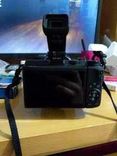 Canon m3 淨機身 連景觀器 連盒原裝電