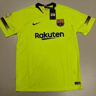 (INSTOCK) Barcelona 1819 Away Kit