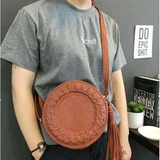 BOHEMIAN CIRCLE BAG