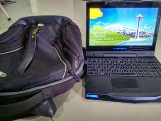 Laptop Dell Alienware Intel i7 8gb Ram 500gb Hard Disk