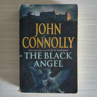 The Black Angel: A Thriller book by John Connolly (Imported)