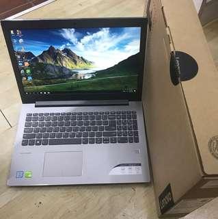 Fabulous Lenovo Gaming IdeaPad 520 Core i7-7500u GT940MX 4GB DDR5 Graphic 2TB Hdd !