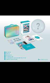 Wanna One x Summer Package Loose