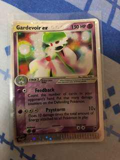 Gardevoir Ex 96/100 Pokemon Card - NM
