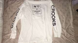 Crooks and castle long sleeve