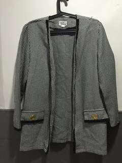 Criselda for Rustan's Vintage Blazer