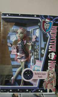 Monster high doll rochelle ghouls night out