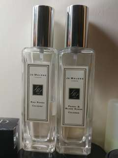 [Set of 2] Jo Malone 香水 Peony and Red Rose