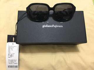 giuliano Fujiwara全新真品太陽眼鏡