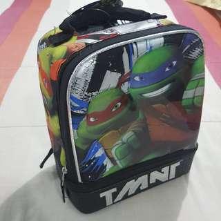 Legit Brand New With Tags TMNT Teenage Mutant Ninja Turtles Nickelodeon Lunch Bag
