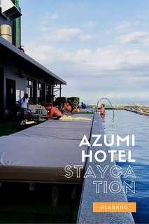 Azumi Boutique Hotel Staycation