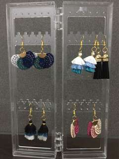 Earrings Promo