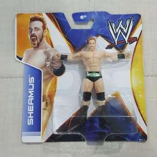 "Legit Brand New Sealed Mattel WWE Sheamus 4"" Toy Figure"