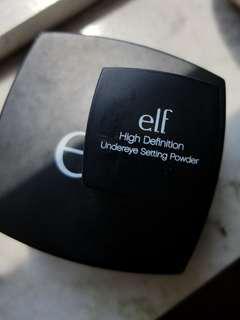 Elf High Definition Undereye Setting Powders