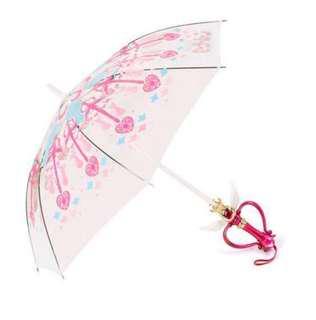 全新限量美少女戰士 x Chocolate 透明雨傘(現貨)