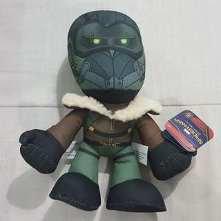 """Legit Brand New With Tags Marvel Spiderman Homecoming Vulture 8"""" Plush Toy Doll"""