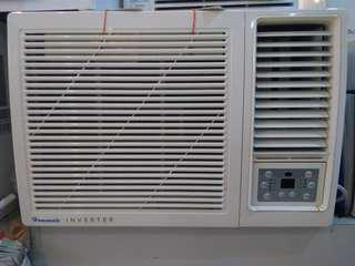HOMEMATE 1hp full inverter window type aircon ( chigo )