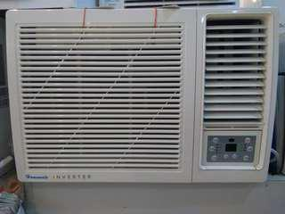HOMEMATE full INVERTER window type aircon 2hp ( destributed by chigo )
