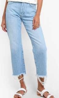 Mango sea straight jeans