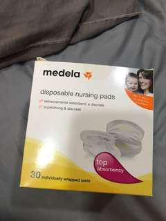 Medela disposable nursing pads breast
