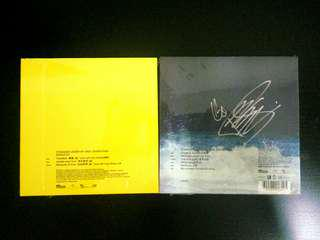 Eason Chan 陳奕迅 - Autographed Stranger Under My Skin CD + Bonus CD