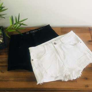 Denim shorts bundle B