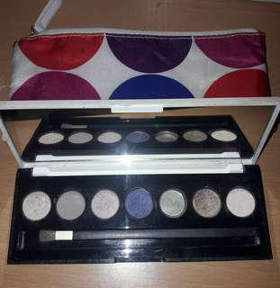 (Repriced) Eye shadow palette