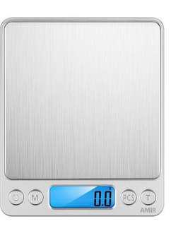 (887) AMIR Pocket Kitchen Scale