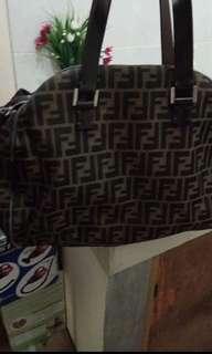 Original preloved fendi bag
