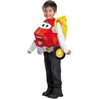 Chuck & Friends Costume (3T-4T)