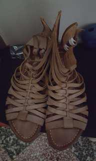 🚚 韓國羅馬涼鞋