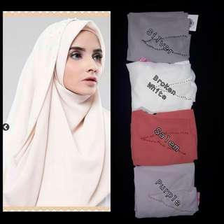 Hijab Instant Square Style