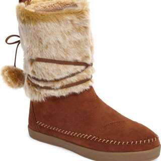 TOMS Fury Boots