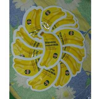 Tony Moly Magic Food Banana Hand Milk 1ml (36 slots)