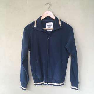 Navy Fashion Jacket