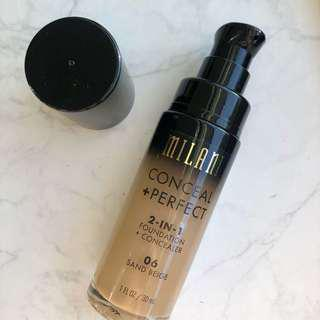 Milani 2 In 1 Conceal And Perfect Foundation