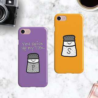 🚚 Pepper / Salt Phone Case