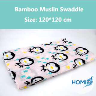 🚚 newborn / baby swaddle/ Premium Quality/infant swaddle