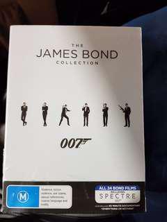 James Bond Boxset