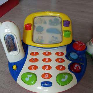 Vtech 玩具 chicco babies toys