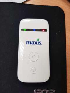 ZTE 3G Portable Wifi maxis