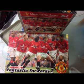 Selling BNIB Manchester United 200pcs Puzzle
