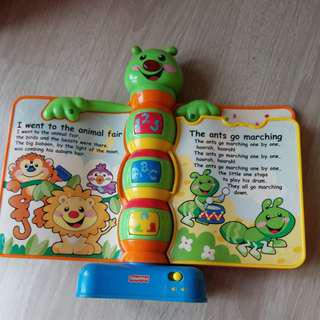 Fisher price toyroyal babies toys 嬰幼兒 玩具